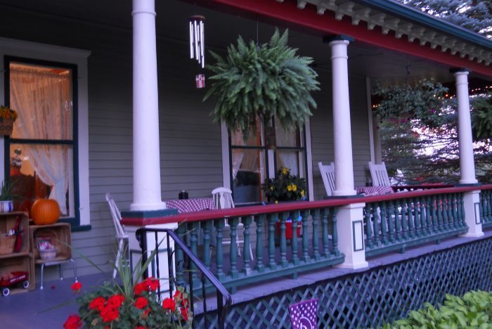Welcome to the Rose Of Sharon Bed & Breakfast in Norwood, New York 13668